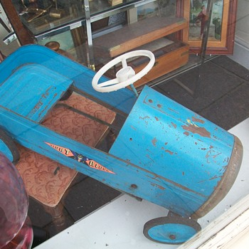 Triang Pedal Car 1950`s - Toys