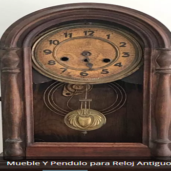 Need information about this antique clock (Junghans?) - Clocks