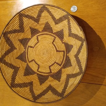 Is this a southwest native American basket? Is it old? - Native American