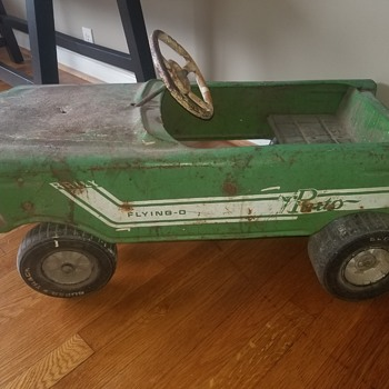 Barn find - Model Cars