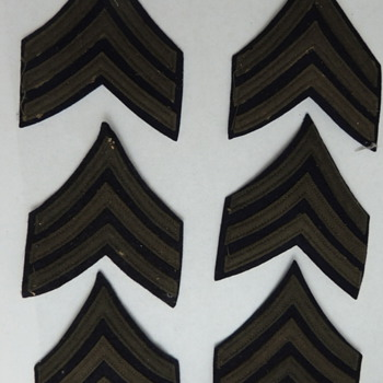 WWII Patches Help IDing - Military and Wartime