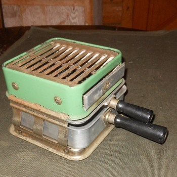 Armstrong Table Stove 8-B 1920s - Kitchen