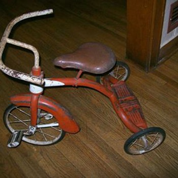 Tricycle - Toys