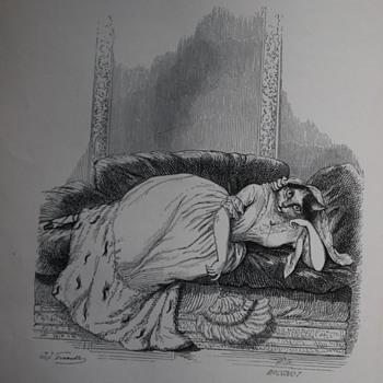 Vie Privée et Publique des Animaux, 1844 et 1868 - Books