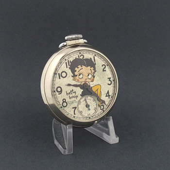 Thanks Adam.....1934 Betty Boop - Pocket Watches