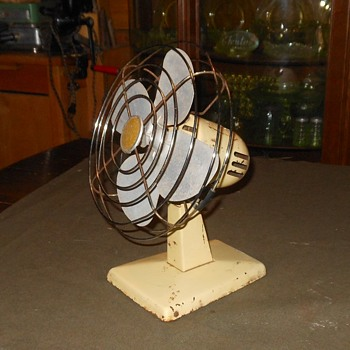 Wizard Elecvtric Fan From Western Auto Supply or Perhaps Not - Tools and Hardware