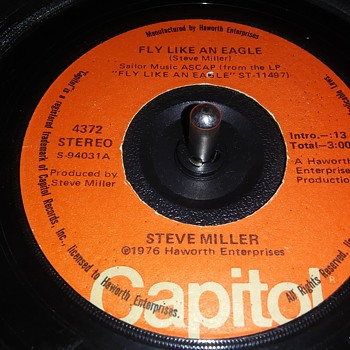 45 RPM SINGLE....#30 - Records