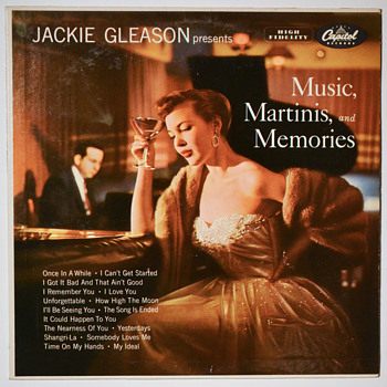 Jackie Gleason and a few other stars - Records