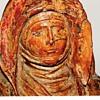 Wood carving Madonna