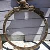 dozens and dozens of antique frames - many of them are museum quality