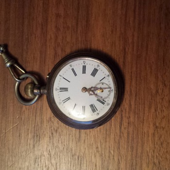 Pocket watch i inhereted - Pocket Watches