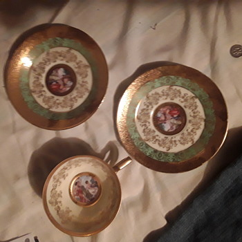 Antique dishes? - China and Dinnerware