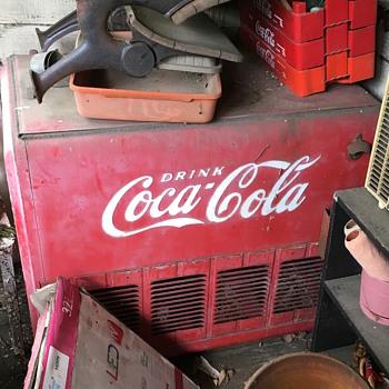 Old Coca Cola  - Coca-Cola