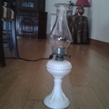 oil lamp - Lamps
