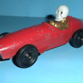 Old Tootsie Toys Car - Model Cars