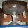 Rindskopf pressed glass bowl leg-1915.