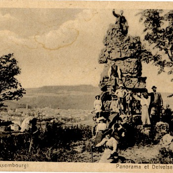 Postcard - Luxembourg  - Postcards