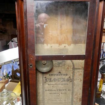 Daniel Pratt Jr. Clocks - Clocks