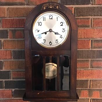 Mystery Wall Clock - Clocks