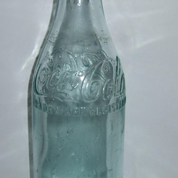 Yet Another Straight Sided Coke Bottle - Coca-Cola