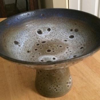 Ken Ferguson Mid Century Pottery Bowl - Pottery