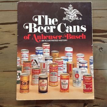 Anheuser Busch can  Guide  - Books