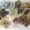 My inherited elephant figurines