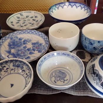 Chinese / Japanese Porcelain.