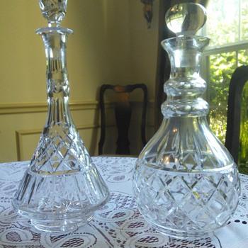 Decanters - Bottles