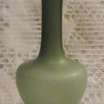 Lefton Bud Vase - Glassware