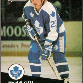 1991 - Hockey Cards (Toronto Maple Leafs) - Hockey