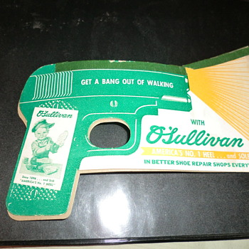 Pop Gun Advertising O' Sullivan - Advertising