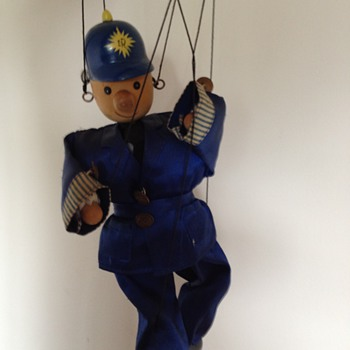 early puppet