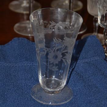 Help identifying glass patterns - #6 - Glassware