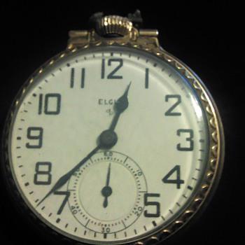 Unknown Elgin Pocket Watch - Pocket Watches