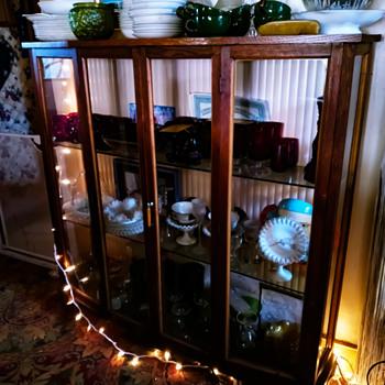 Antique Hutch - Furniture
