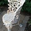 3 legged cast iron chair question