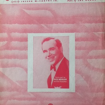 """Rambling Rose"" Sheet Music - Paper"