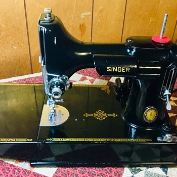 """Canadian """"Century of Sewing Service 1851-1951"""" - Sewing"""