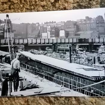 Old Birmingham New Street station, 1964 and 1967 - Railroadiana