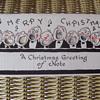 CHRISTMAS 1920  W/ FORGOTTEN SURPRISE INSIDE!