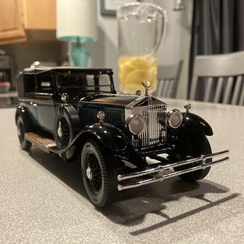 Franklin Mint 1929 Rolls Royce Phantom 1 - Model Cars