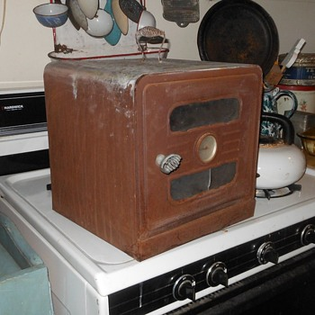 Vintage Pie or Stove Top or Camping Oven