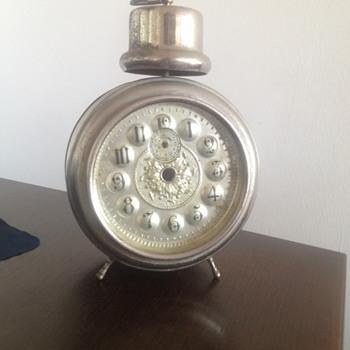 1920's junghans perhaps ?? - Clocks