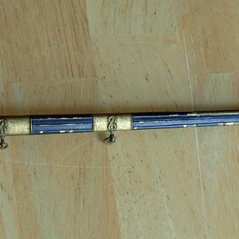 replica sword letter opener - US Navy  - Office