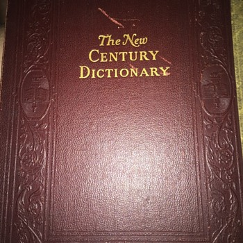 The New Century Dictionary of the English Language D. Appleton-Century Company Copyright 1946