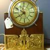 Sessions Art Deco Nautical clock