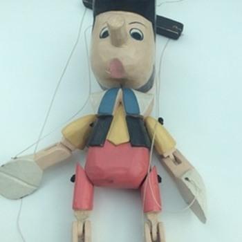 Pinocchio  - Advertising