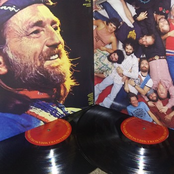 The One And Only..Mr. Willie Nelson..On Double 33 1/3 RPM Vinyl - Records