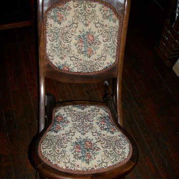Rocking Chair when is it from?  - Furniture